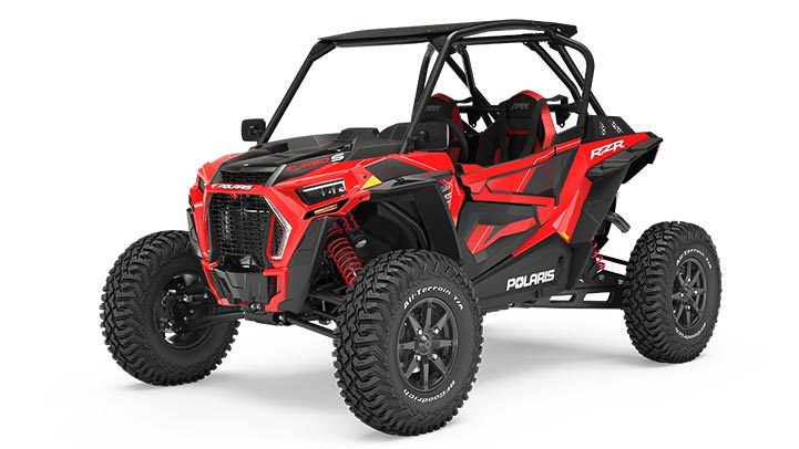 RZR XP® Turbo S - FURIE TURBOCHARGÉE